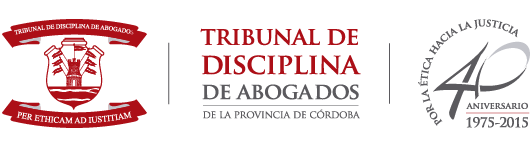 Tribunal de Disciplina de abogados de la provincia de Córdoba